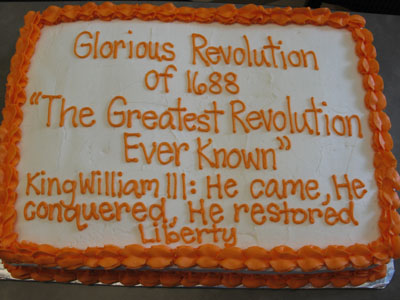 GloriousRevolution-AD1688.WilliamIII-cake
