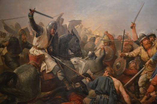 Battle-of-Stamford-Bridge.Peter-NikolaiArbo