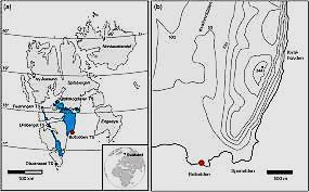 Svalbard-map-ornithopod-tracks.AD2016-ScienceNordic