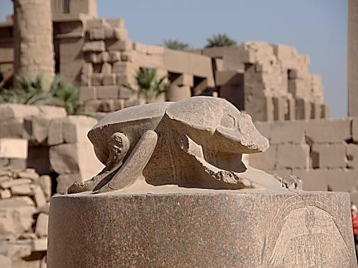 Egyptian-DungBeetle.scarab-idol-statue