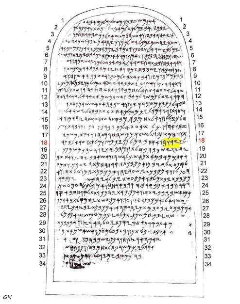 MoabiteStone-text