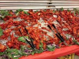 IKEA-crayfish-party.buffet